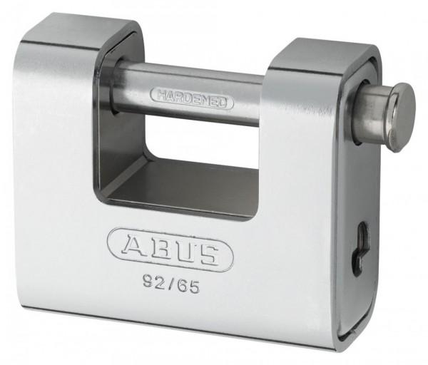 ABUS Vorhängeschloss Monobloc 92