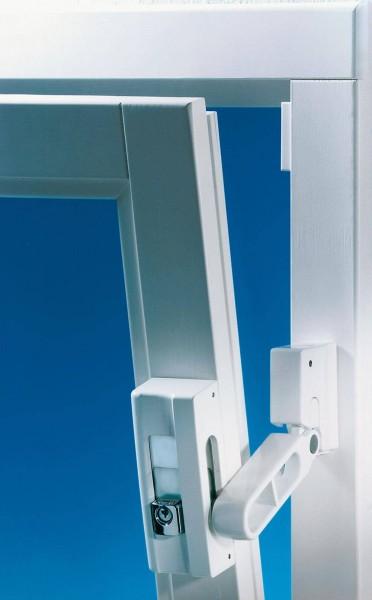 Fenstersicherung BURG-WÄCHTER BlockSafe BS 2 gleichschließend