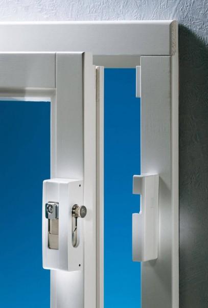 Fenstersicherung BURG-WÄCHTER BlockSafe B1 gleichschließend