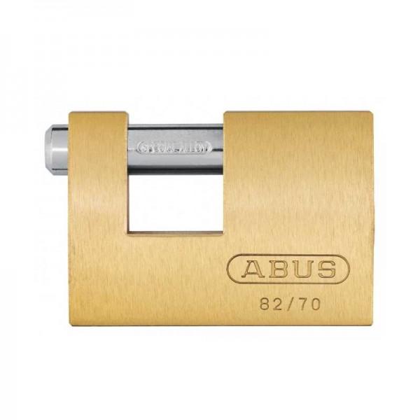 ABUS Vorhängeschloss Monobloc 82