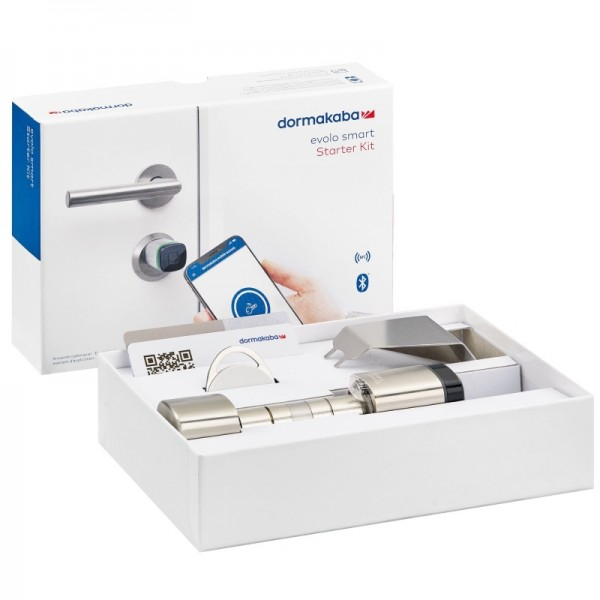 Dormakaba Evolo Smart Digitalzylinder - Starter Kit