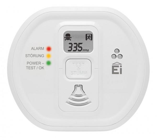 EI Electronics Ei208D Kohlenmonoxid-Melder mit Display